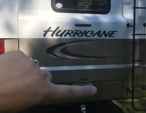 2013 Thor Hurricane 33G