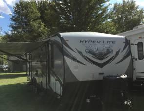 2015 Forest River Hyperlite XLR Toy Hauler