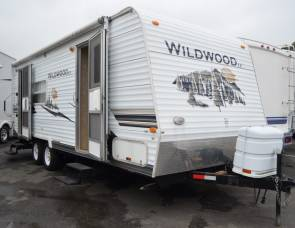 2008 Forest river Wildwood le