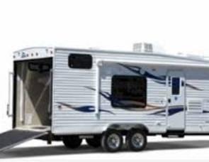 2008 Octane zx toy hauler T29m