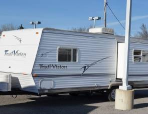 2004 Trail Vision Travel trailer