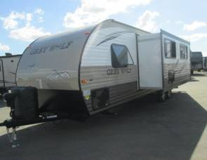 2015 Forest River Gray Wolf 26
