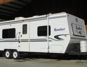 2004 komfort trailblazer 24ft bunkhouse