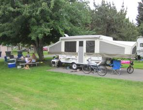 2011 Forest River Rockwood Tent Trailer 2280