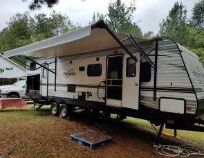 2016 Heartland Pioneer DS310