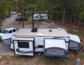 2017 Keystone Passport 217 EXP Travel Trailer