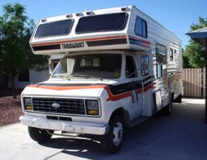 1984 Ford Travelcraft