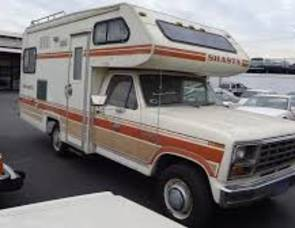 1984 Toyota  Shasta