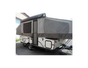 2017 Forest River Flagstaff 206ST Mac Series Tent trailer
