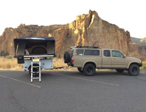 2018 Free Spirit Journey With Rooftop Tent