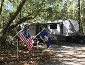 2017 Highland Ridge Roamer 376FBH