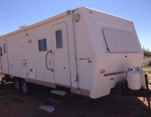 2002 Spacious & Inexpensive ~ Fleetwood Terry EX