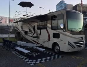 2018 Class A Atlanta Motor Speedway Infield RV Rentals
