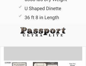 2017 Passport 3290BH