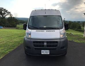 2017 SUMPVEE v5.17 Promaster Camper Van