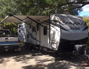 2015 Forest River Solaire 28' pull behind