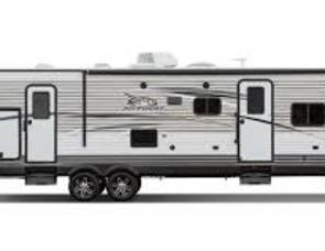 2017 Jayco Jay Travel tra