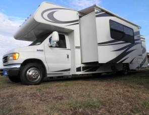 2009 Coachmen Freedoms express tailgate