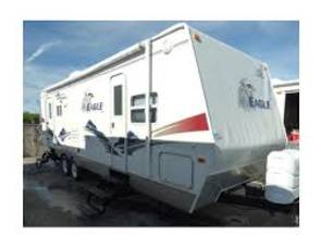 2007 Eagle Rear living