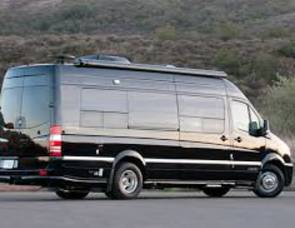 2013 MB Airstream Sprinter