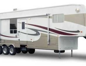 2005 Prairie Schooner 34r