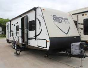 2015 Forest river surveyor 291bhss