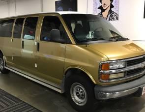 2000 Chevy 3500 Express Van