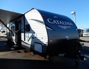 2017 Coachmen Catalina Trailblazer 26TH