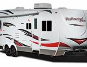 2012 Toy hauler Funfinder