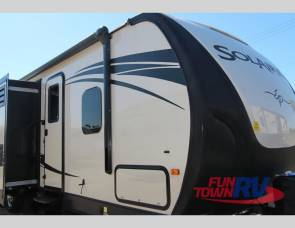 2014 Forest River Palomino SolAire 307QBDSK