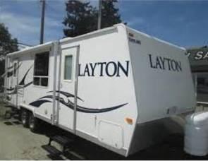 2008 Layton 25 foot