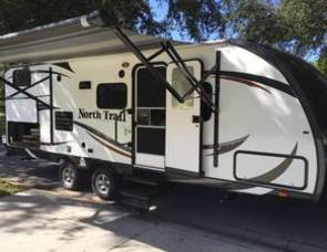 2015 Heartland North Trail—Bunk House with Outdoor Kitchen