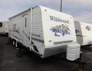 2007 Wildwood by Forest River BH24