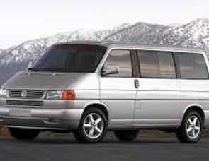 2002 Vw Eurovan