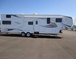 2010 Heartland Eagle Ridge 35DSRL