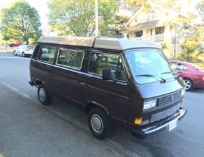 1986 Volkswagen Westfalia Vanagon