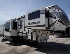 2016 Montana 3711fl