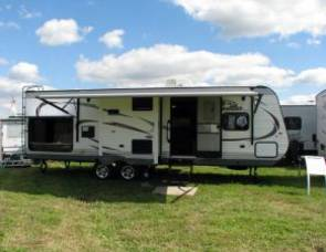 2015 Large Rear Bath, Double Slide, Extra Kitchen ~ 28RBDS Jayco Jay Flight Travel Trailer