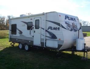 2012 Palamino Puma