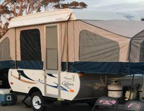 2012 Coachmen Clipper 806 Sport