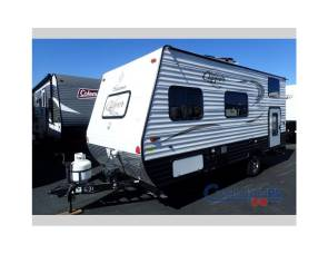 2016 Coachmen Clipper Cadet - 17BH - The Amira! Easy to Tow!