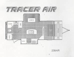 2015 Tracer 238 Air