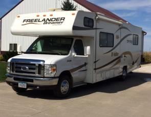 2010 Coachman freelander 30qb
