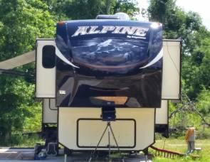 2014 Keystone Alpine 3620FL