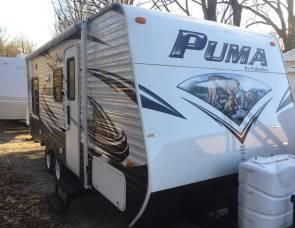 2014 Puma 19RL