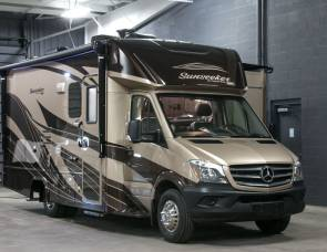 2018 Forest River Mercedes