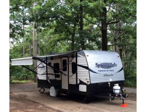 2016 Keystone Summerland 1800BH (insurance option)