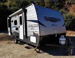 2018 Summerland 1750RD