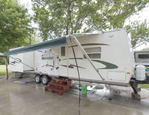 2006 Forest River Flagstaff 831BHSS
