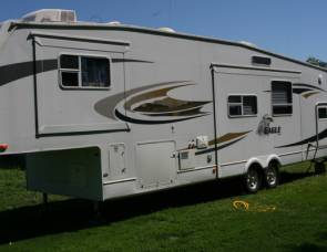 2007 Jayo Bunk house 5th wheel